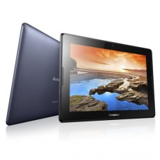 "Lenovo IdeaTab A10-70 WiFi GPS BT4.0, 1.3GHz QuadCore, 10"" IPS 1280 x 800, 1GB DDR2, 16GB flash, 5MP cam + 2MP front, MicroSD, MicroUSB, Android 4.2 Jelly Bean, Midnight Blue  БЕЗПЛАТНА ДОСТАВКА"