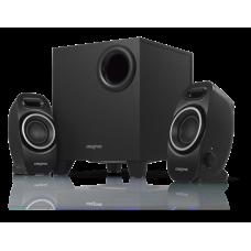 Creative Inspire A250 Звукова с-ма , 2.1 Speaker System 2х2W+5W
