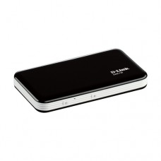 Маршрутизатор D-Link DWR-730/E HSPA+ Mobile Router - 3G 21Mbps Broadband Modem and Wireless N150 Router with Battery.