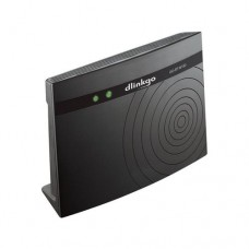 Безжичен рутер D-Link GO-RT-N150/E Wireless N 150 Easy Router w/ 4 Port 10/100 Switch маршрутизатор
