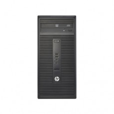 HP 280G1 MT Intel Celeron G1840 (2,8 GHz 2M Cache) 500GB HDD 4 GB RAM DDR3 1600MHz Intel® HD Graphics DVD/RW FREE DOS,1 Year warranty БЕЗПЛАТНА ДОСТАВКА