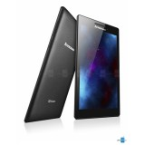 "Lenovo TAB 2 A7-30 WiFi GPS BT4.0, 1.3GHz QuadCore, 7"" IPS 1024 x 600, 1GB DDR2, 16GB flash, 2MP cam + 0.3MP front, MicroSD, MicroUSB, Android 4.4 KitKat, Black  БЕЗПЛАТНА ДОСТАВКА"