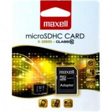 Micro SD Card MAXELL 16 GB ; CLASS 10