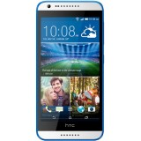 "HTC Desire 620G dual sim Gloss White/Blue Trim /5.0""  Безплатна доставка"