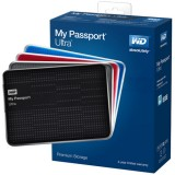 Безплатна доставка HDD 2TB USB 3.0 MyPassport Ultra Blue - 3y warranty