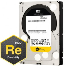 Безплатна Доставка HDD 500GB SATAIII WD RE 7200rpm 64MB for servers (5 years warranty)