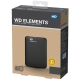 Безплатна доставка HDD 500GB USB 3.0 Elements Black New Design